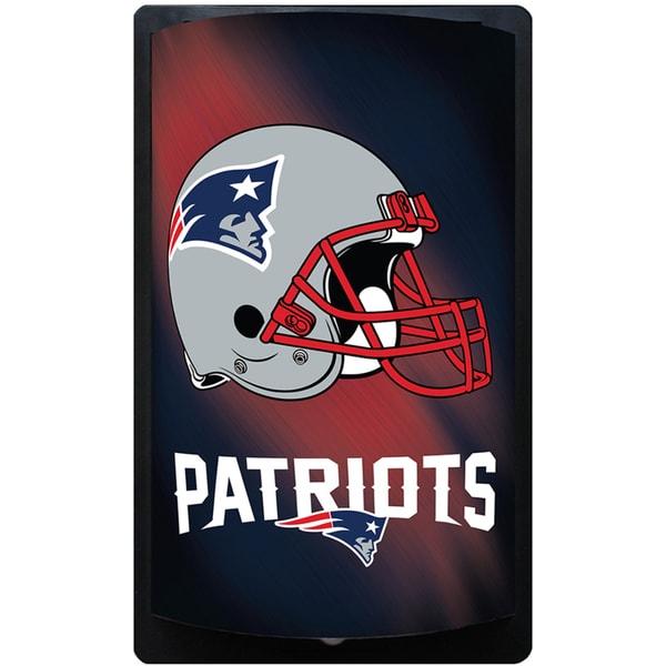 New England Patriots MotiGlow Light Up Sign