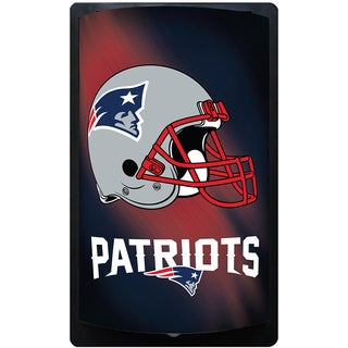 New England Patriots MotiGlow Light Up Sign