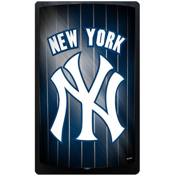 New York Yankees MotiGlow Light Up Sign