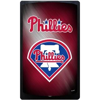 Philadelphia Phillies MotiGlow Light Up Sign