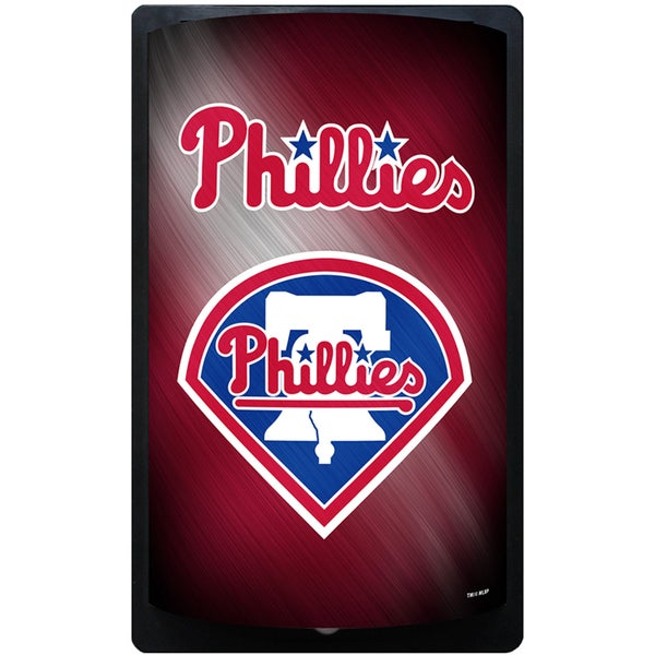 Philadelphia Phillies MotiGlow Light Up Sign