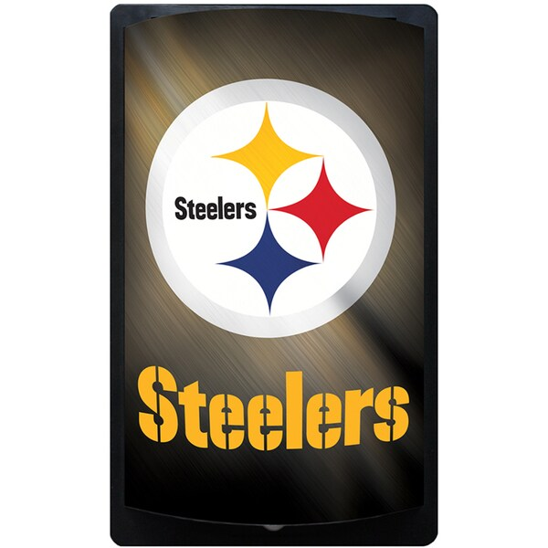 Pittsburgh Steelers MotiGlow Light Up Sign