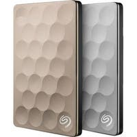 Seagate Backup Plus Ultra Slim STEH1000100 1 TB Hard Drive - External