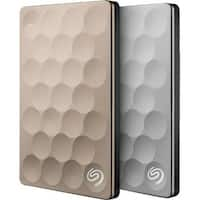Seagate Backup Plus Ultra Slim STEH1000100 1 TB External Hard Drive -