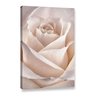 ArtWall Cora Niele's Classic Rose Gallery Wrapped Canvas