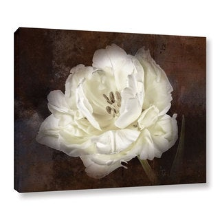 ArtWall Cora Niele's Tulipa Dubbel Gallery Wrapped Canvas