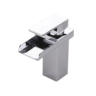 Sumerain Single-Hole Waterfall Bathroom Faucet