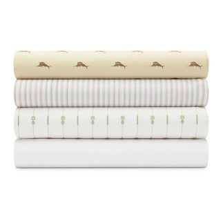 Tommy Bahama Cotton Percale Sheet Sets