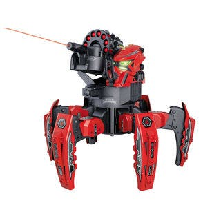 Space Warrior Red Battle Bot|https://ak1.ostkcdn.com/images/products/11426936/P18388993.jpg?impolicy=medium