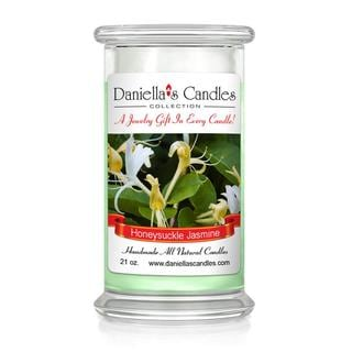 Honeysuckle Jasmine Jewelry Candle - Surprise Me