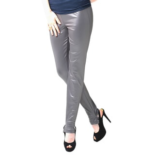 Sara Boo Shiny Grey Legging