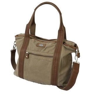 Canyon Outback Urban Edge Tucker 17-inch Canvas Tote Bag