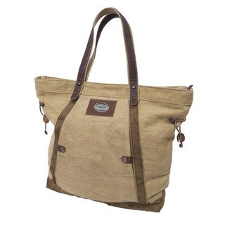 Canyon Outback Urban Edge Ashton 19-inch Linen Tote Bag
