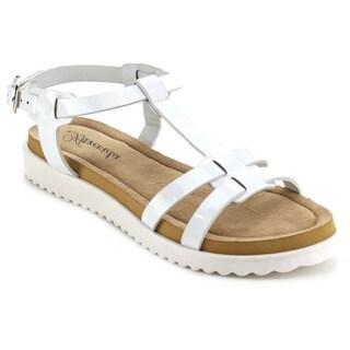 Atrevida Perah-06 Women's T-strap Flat Sandals