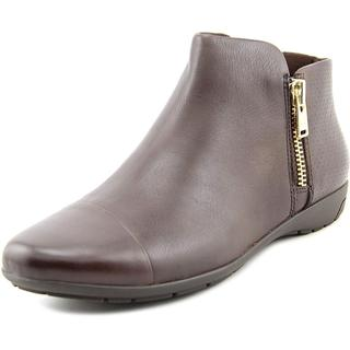 Rockport Women's 'Total Motion Nea Captoe' Leather Boots