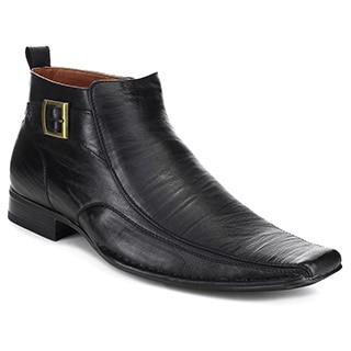 Ferro Aldo Mfa-606319 Men's Pull On Ankle Boots