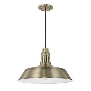 Austin Allen & Company Urban 1-light Brass Pendant