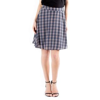 DownEast Basics Women's Tea Garden Skirt