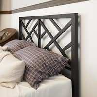 Oliver & James Imogen Queen-size Metal Headboard