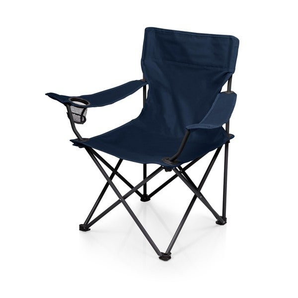 Picnic Time PTZ Blue Camp Chair