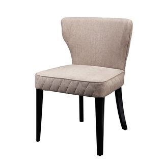 Aurelle Home Scott Side Chair (Set of 2)