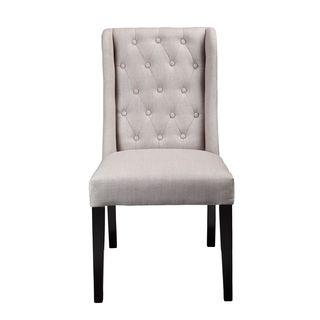 Aurelle Home Fuentes Side Chair (Set of 2)