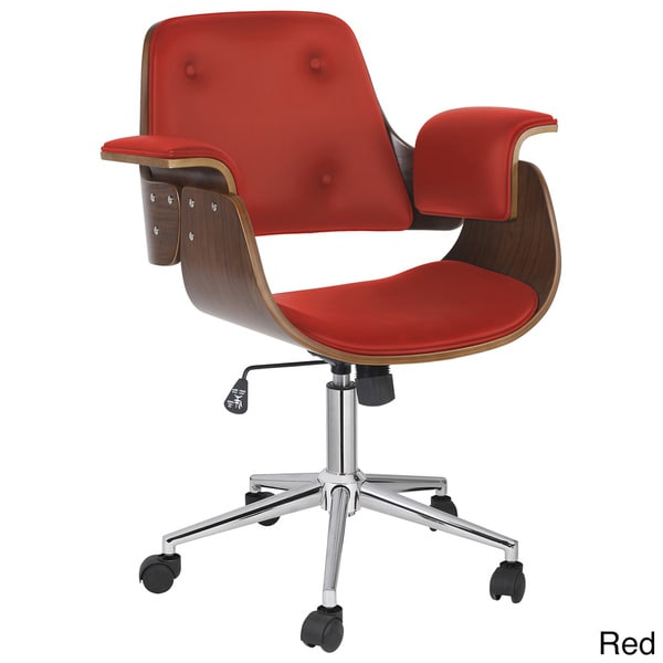 porthos home orion adjustable office chair - free shipping today