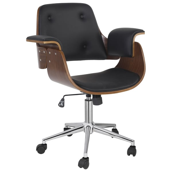 porthos home orion adjustable office chair free shipping
