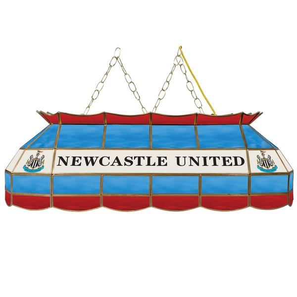 Premier League Newcastle United Handmade Tiffany Style Lamp - 40 Inch