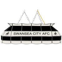 Premier League Swansea City Handmade Tiffany Style Lamp - 40 Inch