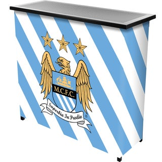 Premier League Manchester City Portable Bar with Case