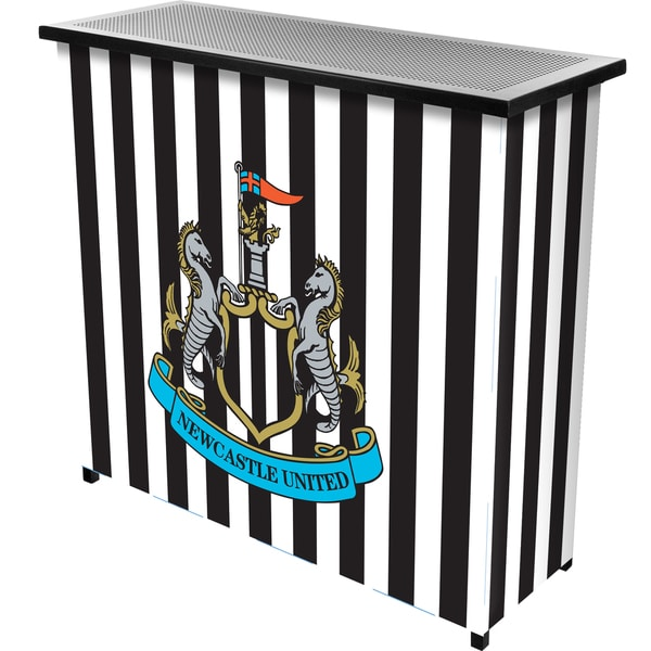 Premier League Newcastle United Portable Bar with Case