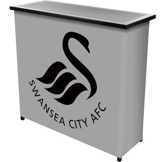 Premier League Swansea City Portable Bar with Case