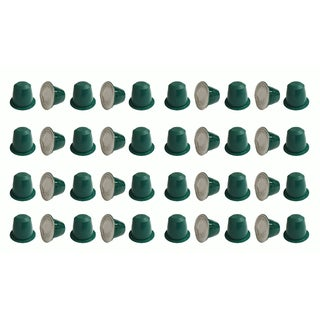 40 Replacement Coffee Capsules for Use in Most Nespresso Machines, The Morning Grind is Designed & Engineered by Crucial Coffee