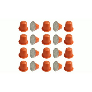 20 Coffee Capsules for Use in Most Nespresso Machines, The Afternoon Hustle is Designed and Engineered by Crucial Coffee