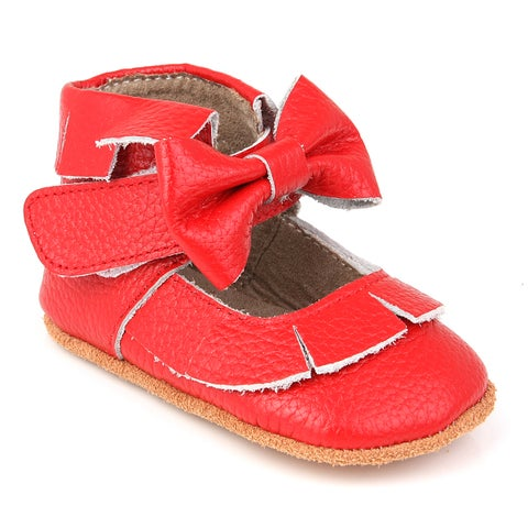 Augusta Baby 'Brook' Bow Baby Shoes