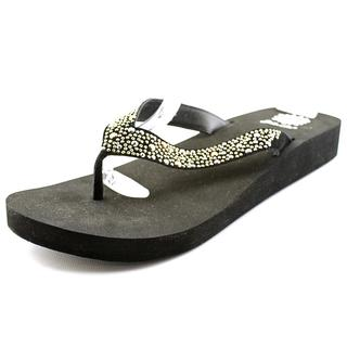 Yellow Box Women's 'Blink' Leather Sandals