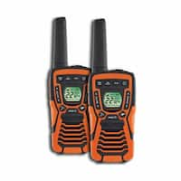 Cobra Rugged CXT1035R 37 Mile Range Floating Walkie Talkies