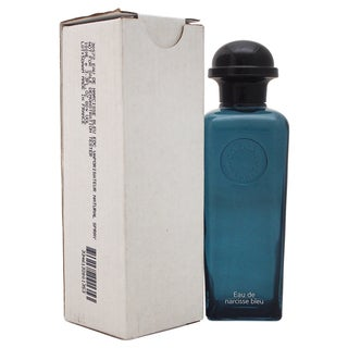 Hermes Eau de Narcisse Bleu Unisex 3.3-ounce Eau de Cologne Spray (Tester)