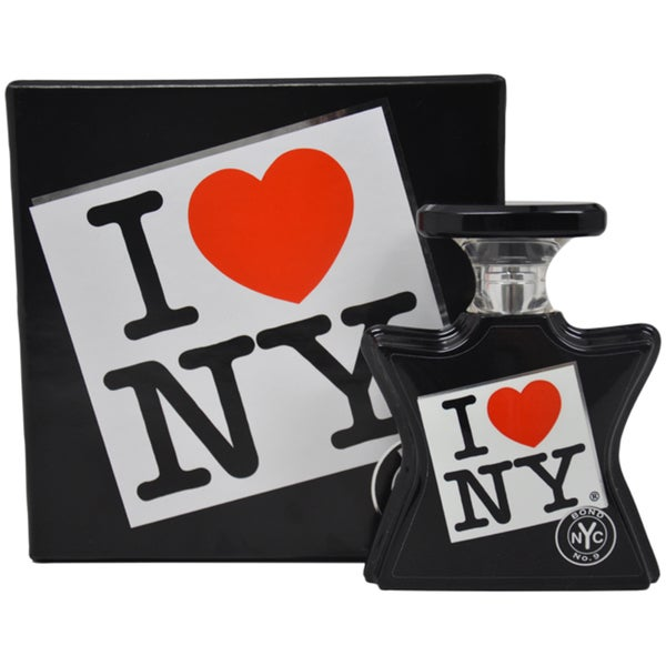 8d46b3fe3e76 Shop Bond No. 9 I Love New York Unisex 1.7-ounce Eau de Parfum Spray - Free  Shipping Today - Overstock.com - 11442890
