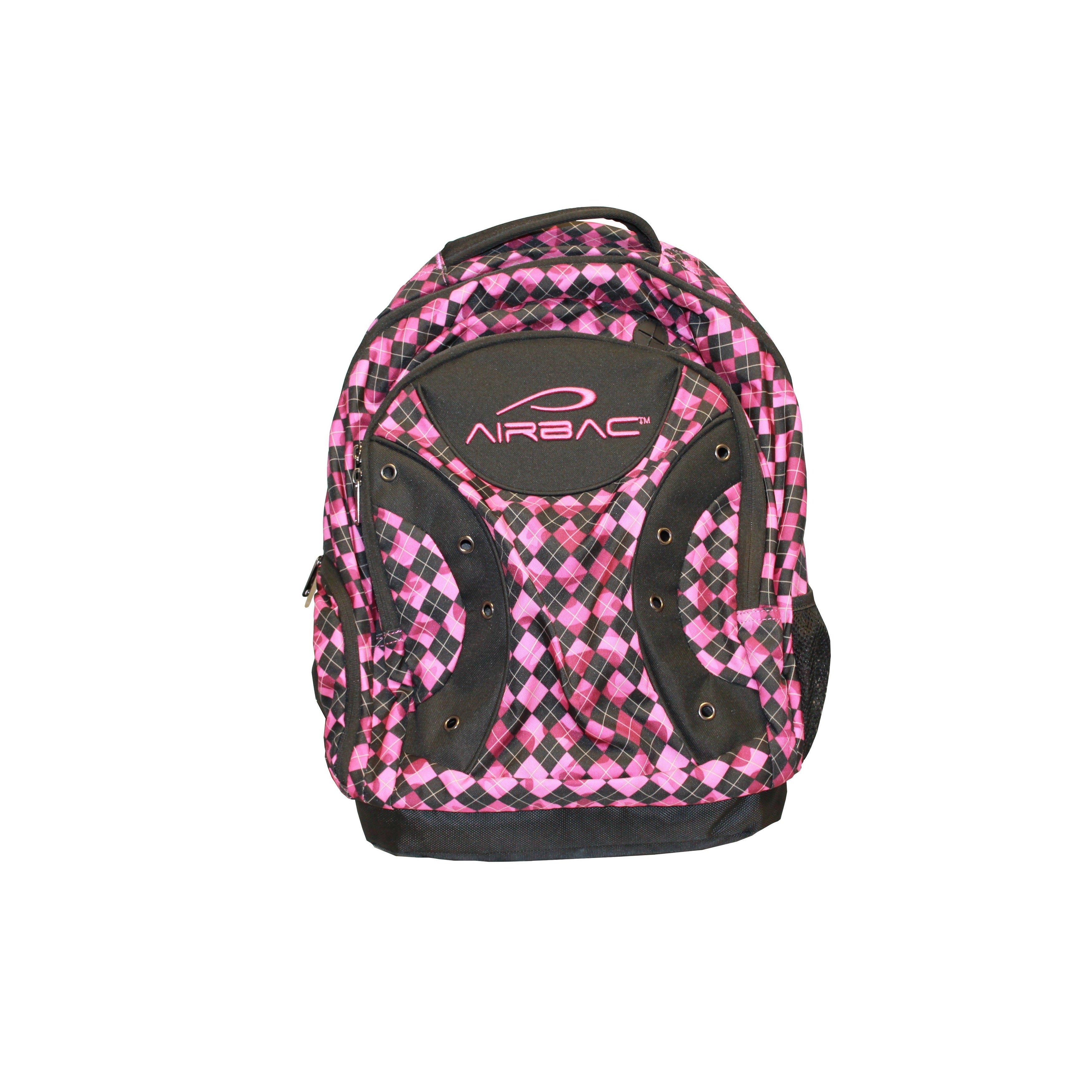 Airbac Rngvt Ring 17 inch Notebook Backpack Violet (Purple)