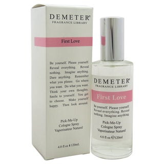 Demeter First Love Unisex 4-ounce Cologne Spray