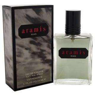 Aramis Black Men's 3.7-ounce Eau de Toilette Spray