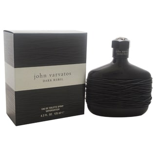 John Varvatos Dark Rebel Men's 4.2-ounce Eau de Toilette Spray