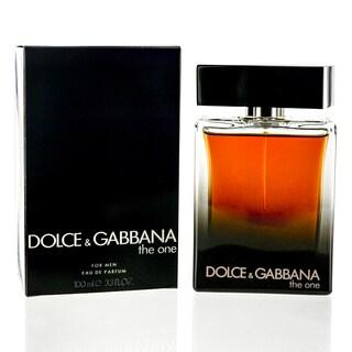 Dolce & Gabbana The One Men's 3.3-ounce Eau de Parfum Spray