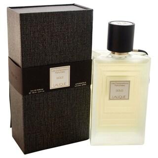 Lalique Gold Women's 3.3-ounce Eau de Parfum Spray