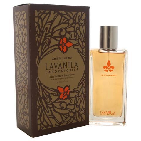 Lavanila The Healthy Fragrance Vanilla Summer Women's 1.7-ounce Fragrance Spray
