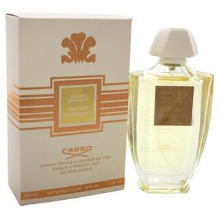 Creed Acqua Originale Vetiver Geranium Women's 3.3-ounce Millesime Spray