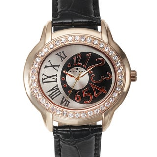 Tavan Women's Rusila Austrian Crystal Accented Watch