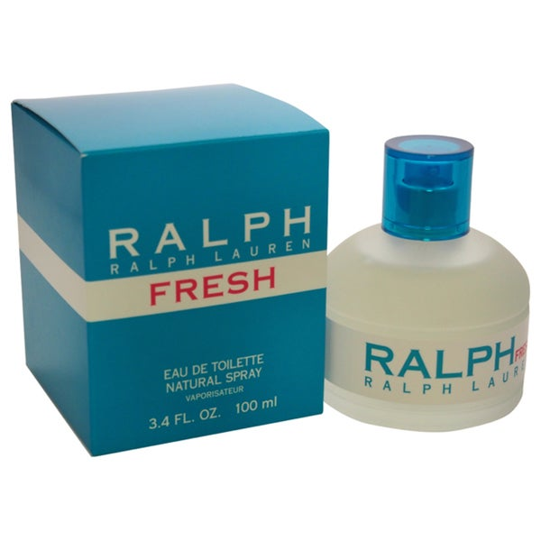 84fd5b0fc0 Ralph Lauren Ralph Fresh Women's 3.4-ounce Eau de Toilette Spray